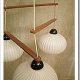 Stijlvolle hanglamp in Deense stijl, pendant