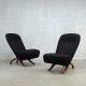 Artifort Congo lounge fauteuils chairs Theo Ruth