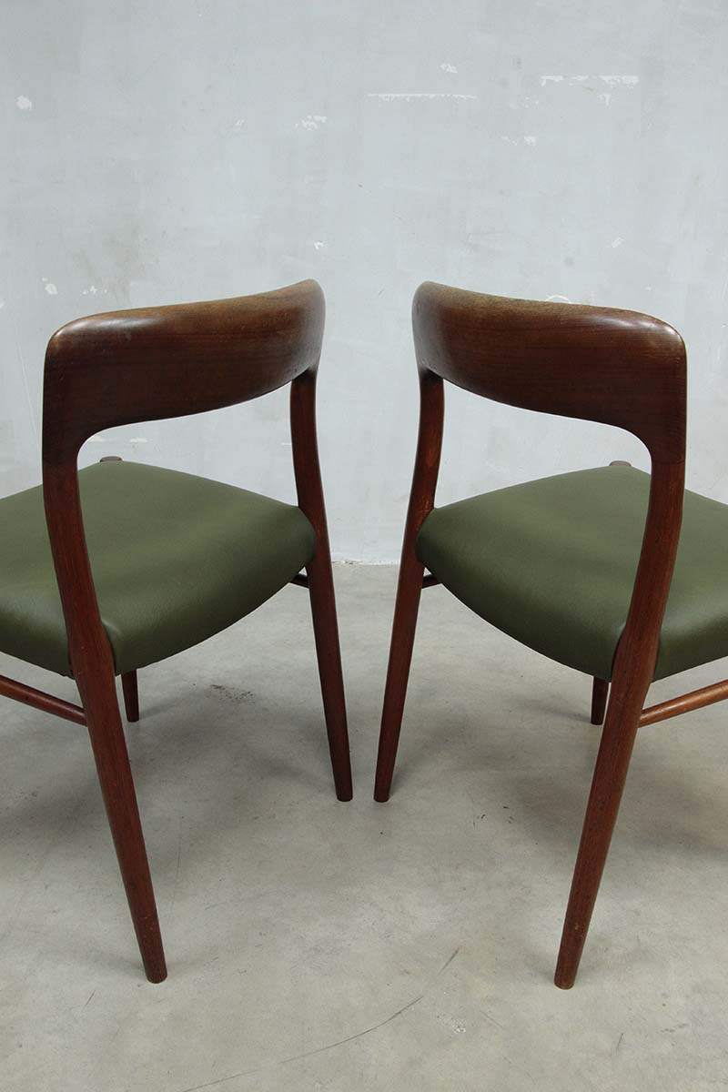 Moller danish dining chairs dinner chair