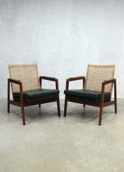 Muntendam lounge chair armchair lounge fauteuil loft retro vintage