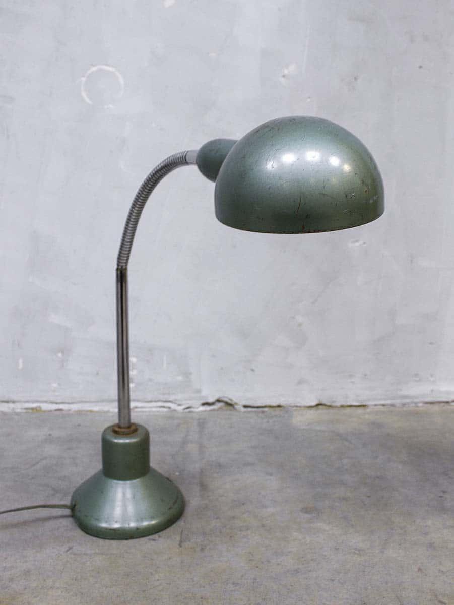 Vintage design bureaulamp table lamp industrial for Industrial design table lamps