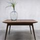Webe vintage design dining table dinner table Louis van Teeffelen eetkamertafel