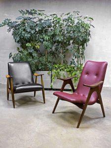 Webe Louis van Teeffelen vintage design lounge stoel fauteuil armchair