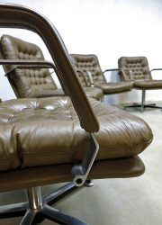 Midcentury design lounge chair office chair Eames era style