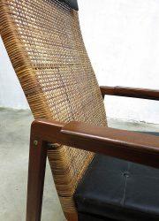 Muntendam mid century design armchair vintage design fauteuil