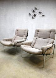 Osaka vintage easy chairs Martin Visser Expo 1970 Japan 't Spectrum