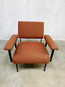 Cees Braakman Pastoe Japanse serie fauteuil
