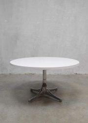 midcentury coffee table salontafel Charles & Ray Eames Herman Miller bijzettafel tafel chromer stervoet interior vintage design art loft