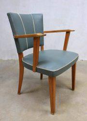 jaren 50 60 eetkamerstoel stoelen retro vintage