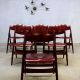 Mid century folding chair SE18 Egon Eiermann for Wilde & Spieth