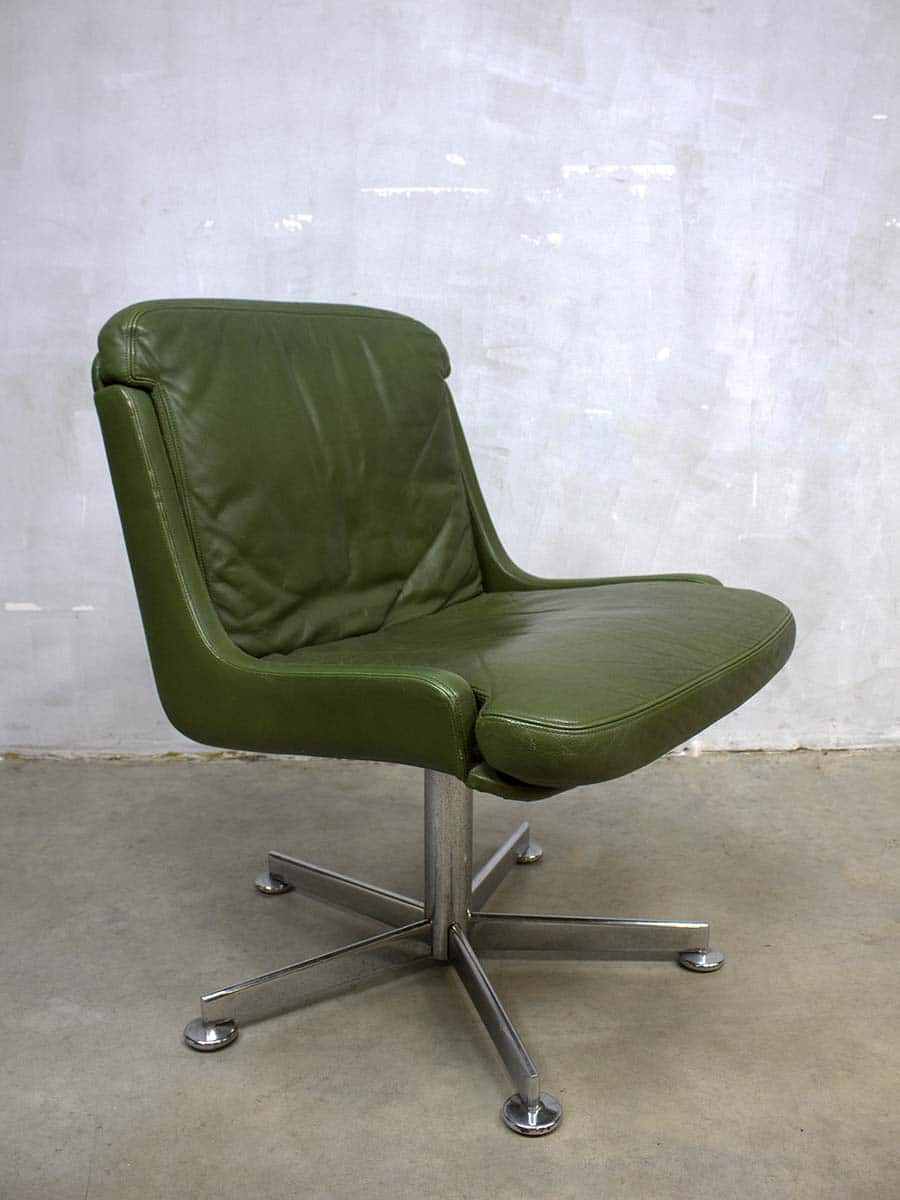 vintage design bureaustoel lounge chair office chairs
