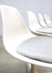 Arkana vintage tulpstoelen, Arkana vintage tulip chairs