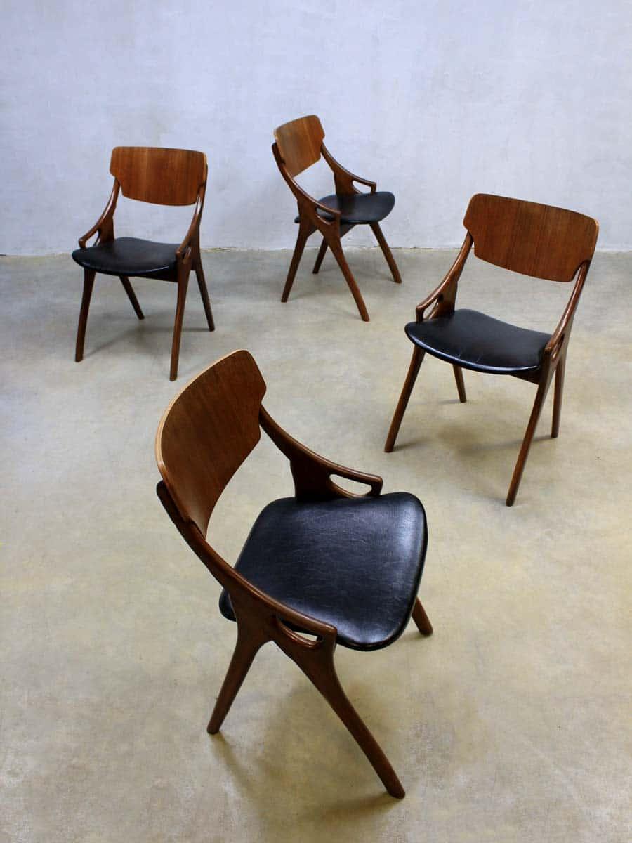 Set ontwerp eetkamer - Hedendaagse stoelen eetkamer ...