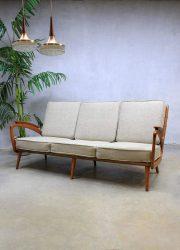 Vintage design bank sofa Deense stijl