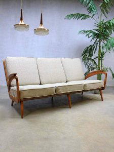 Vintage design bank sofa Deense stijl