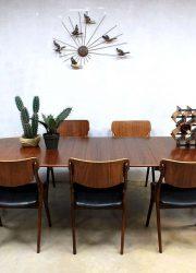 mid century vintage table danish style