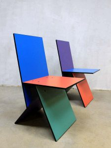 Vintage design Vilbert chair Verner Panton for Ikea