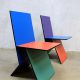 Vintage design Vilbert chair Verner Panton for Ikea