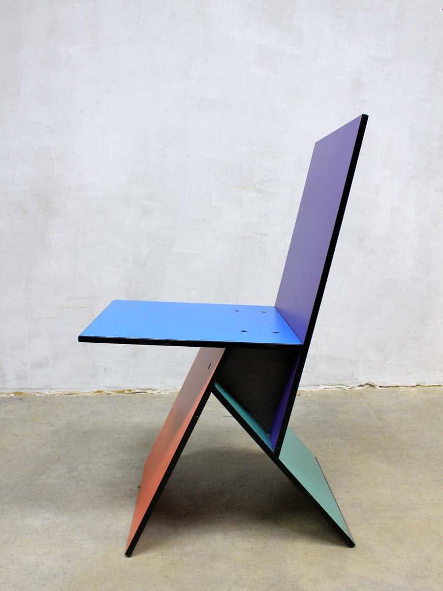 Bijzondere Design Stoelen.Vintage Design Vilbert Chair Verner Panton For Ikea