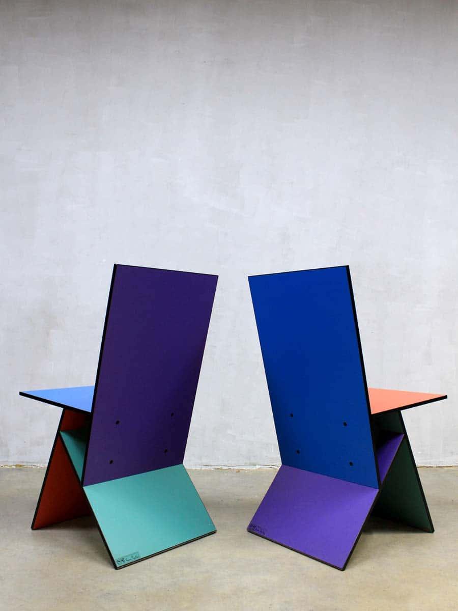 Vintage Chair Verner Ikea Vilbert Panton For Design D9IEHYW2
