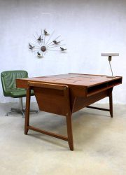 Midcentury vintage design Eden desk bureau Clausen & Maerus