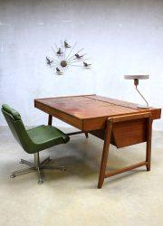 Scandinavian vintage design Eden desk bureau Clausen & Maerus