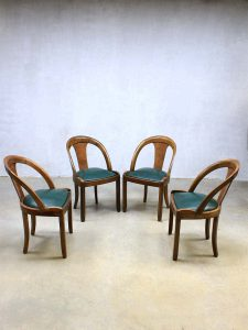 art deco chair dinnerchairs, art deco eetkamerstoelen