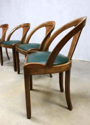 art deco dinner chairs dining chairs