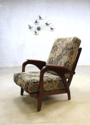 deense vintage lounge chairs armchair