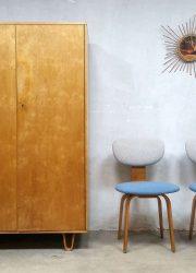 Vintage dinner chairs Pastoe Cees Braakman
