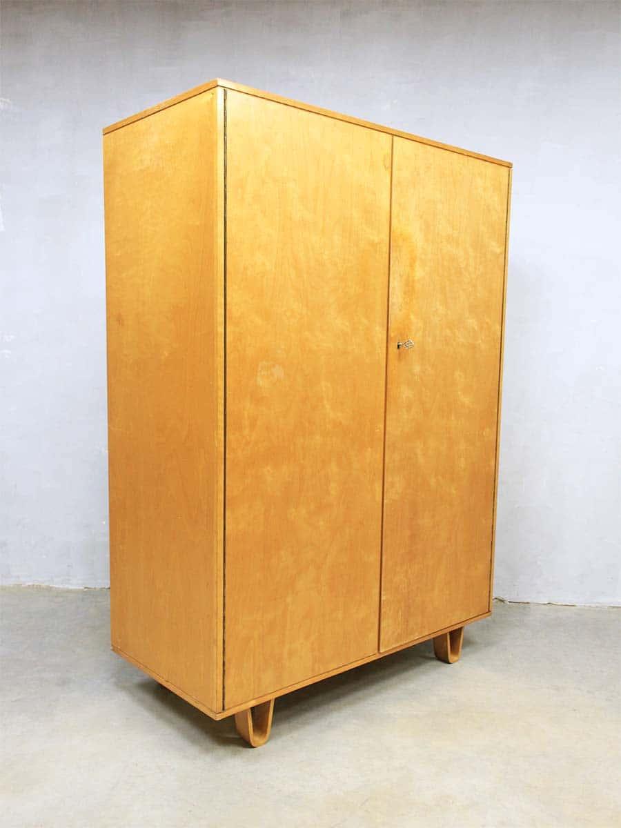 Vintage Design Kast Pastoe Cees Braakman Pastoe Cabinet Wardrobe
