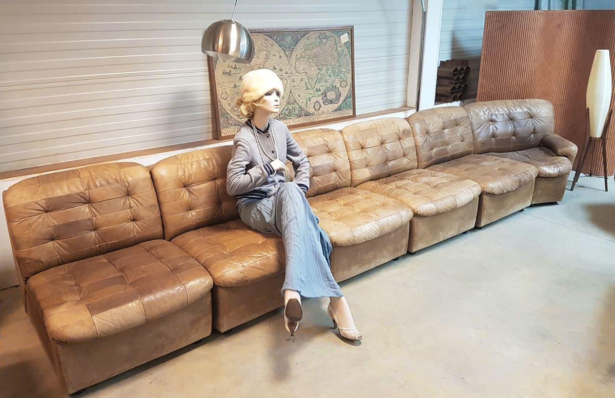 vintage design de sede mid century bestwelhip. Black Bedroom Furniture Sets. Home Design Ideas