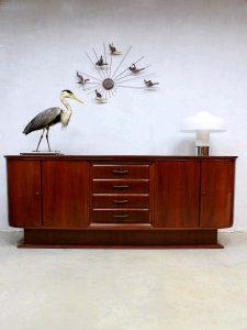 Vintage Art deco dressoir sideboard buffet mid century vintage design
