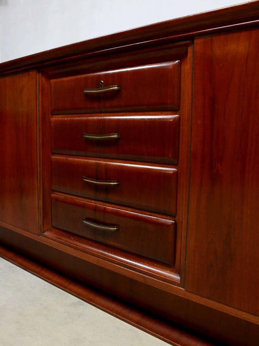 vintage art deco dressoir sideboard buffet mid century vintage design. Black Bedroom Furniture Sets. Home Design Ideas