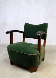 velvet armchair lounge chair vintage