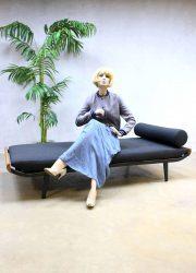 Cleopatra vintage daybed ontwerp Dick Cordemeijer Auping