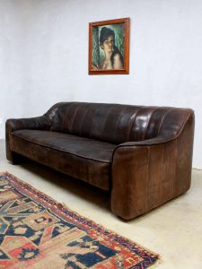vintage design De Sede lounge bank sofa DS 44