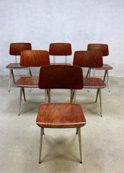 Galvanitas S16 industrial schoolchairs