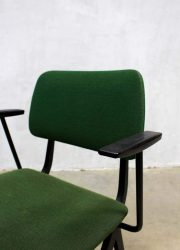 Marko vintage eetkamer stoel chair Industrial Dutch design
