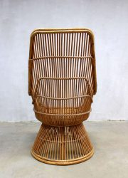 Franco Albini style design mid century lounge chair
