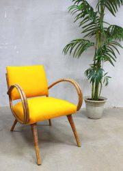 vintage bamboo rattan armchair sixties