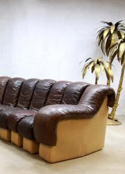 de Sede DS- 600 vintage design bank sofa