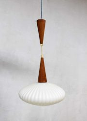 Vintage design hanglamp lamp Philips Louis Kalff pendant lamp