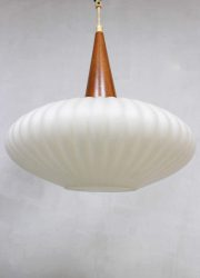 vintage ufo lamp philips louis kalff pendant lamp
