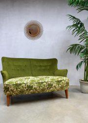 Vintage design Artifort lounge bank sofa Theo Ruth
