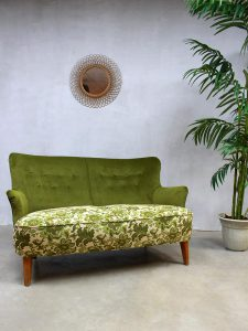 Vintage design Artifort lounge bank sofa Theo Ruth