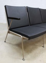 Industrial lounge sofa Oase Wim Rietveld vintage bank industrieel