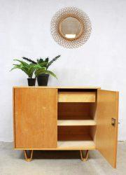 vintage Pastoe kast lussen poten cabinet dressoir Cees Braakman