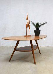 Vintage design triangle coffee table Cees Braakman Pastoe