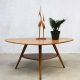 Vintage design salontafel coffee table Cees Braakman Pastoe